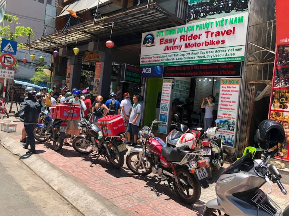 Honda Win is the most preferable option of travelers to Vietnam