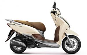 Thuê xe máy Honda Lead