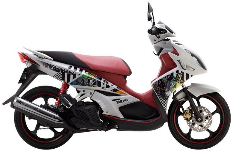 Cho thuê xe máy yamaha Nouvo LX