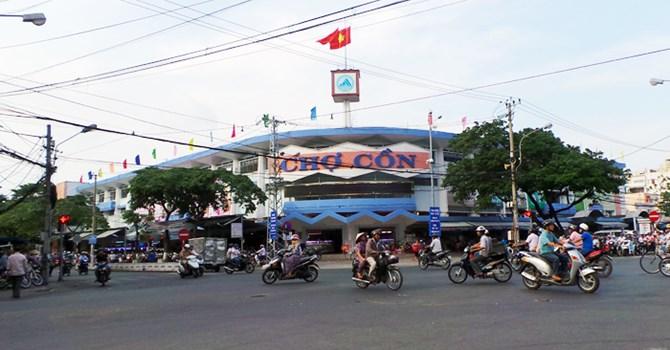 chợ cồn nơi lịch sử của đà nẵng và kỷ niệm đà thành