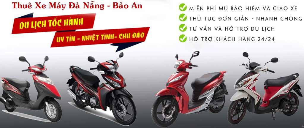 Guide Cheap Motorbike Rental InDaNang