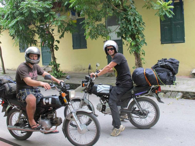 Motorbike tour in Vietnam - complete guide - Stingy Nomads
