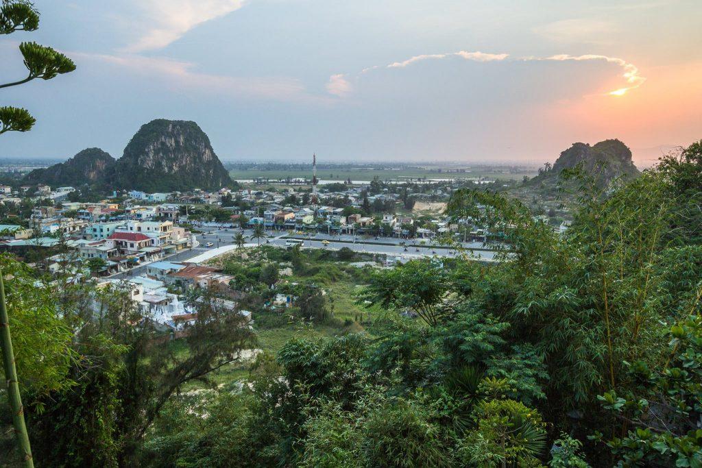 Núi Ngũ Hành Sơn tại thành phố đà nẵng