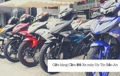 Chúng tôi hỗ trợ dịch vụ cầm xe máy ở Đà Nẵng