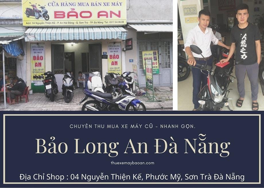 Sử tín nhiệm của khách hàng dành cho dịch vụ mua xe máy đã qua sử dụng tại bảo an